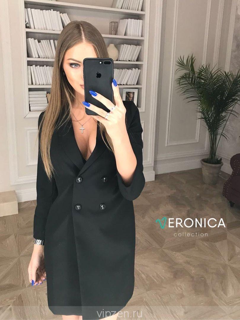 Нежные платья - пиджак