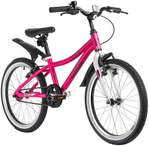 Велосипед Novatack Prime 20 Pink