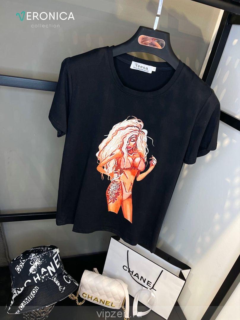 Шикарные стильные футболочки