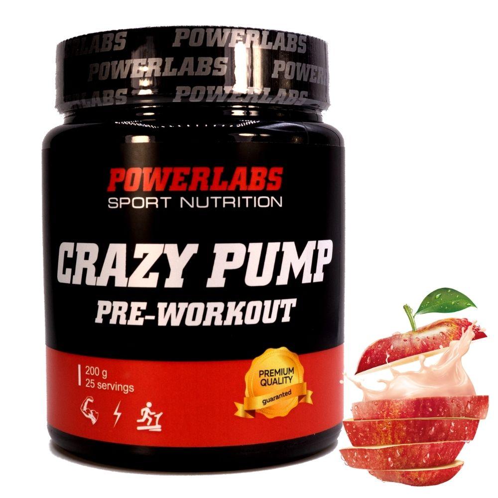 PowerLabs Crazy Pump 200 g