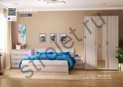 Спальня модульная Бьянка