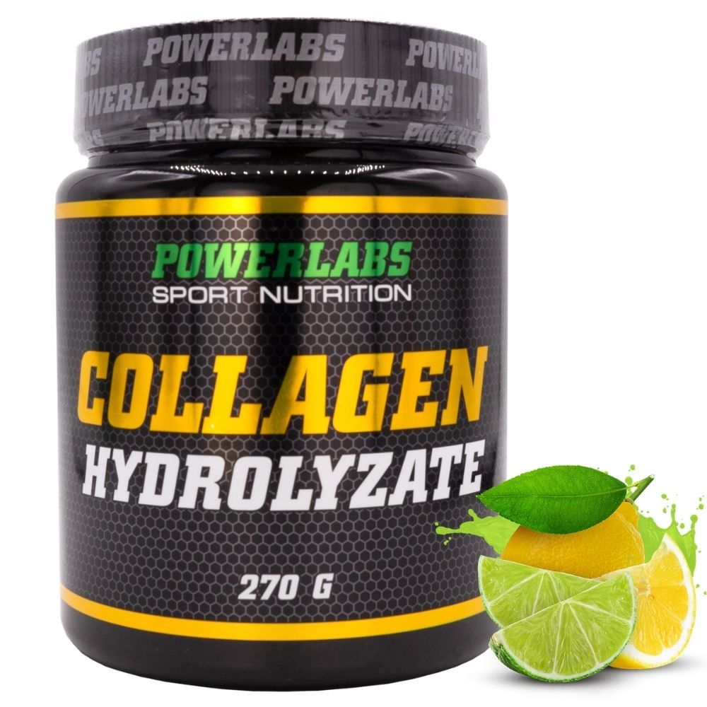 PowerLabs Collagen 270 гр.