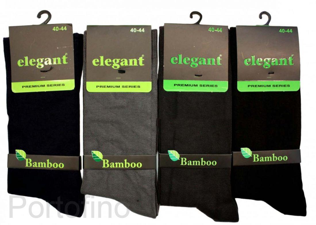 Носки мужские Elegant Qztas бамбук