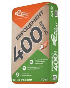Цемент М400 (50 кг) Евроцемент