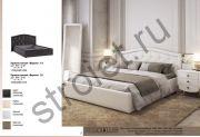 Кровать Верона экокожа