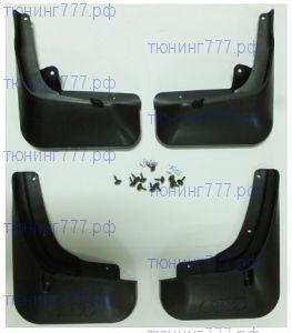 Брызговики передние и задние, CNT, для S-line
