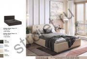 Кровать Ника экокожа