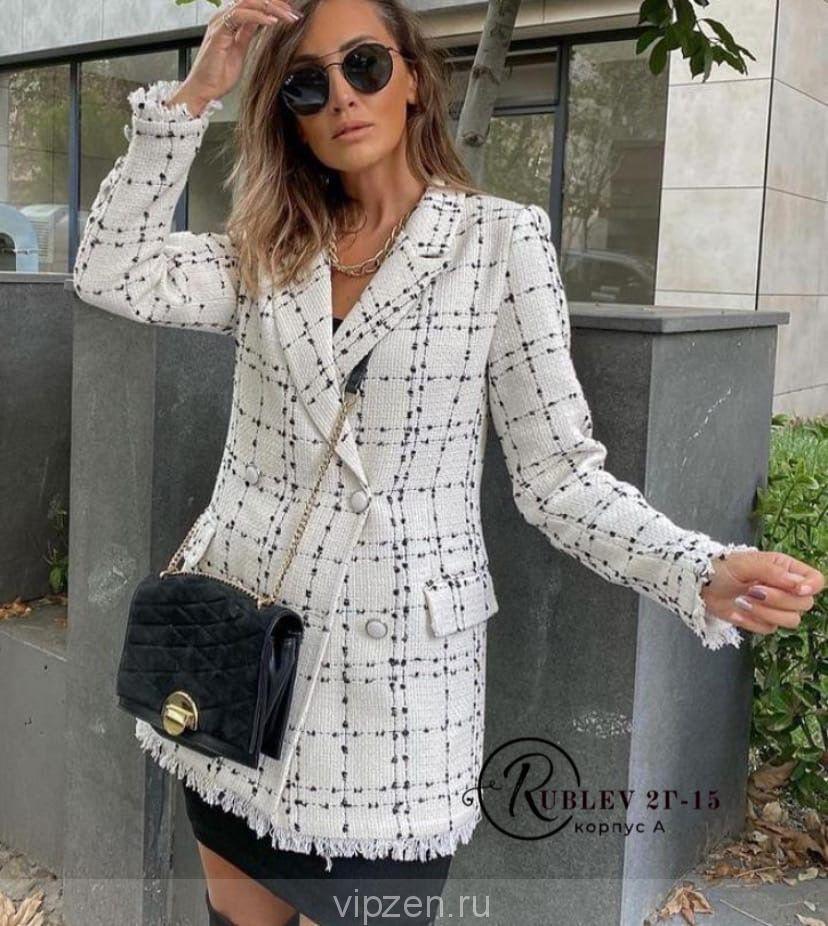 Крутецкие твидовые пиджаки супер качества