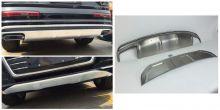 Накладки на бампера, CNT4x4, сталь для S-Line