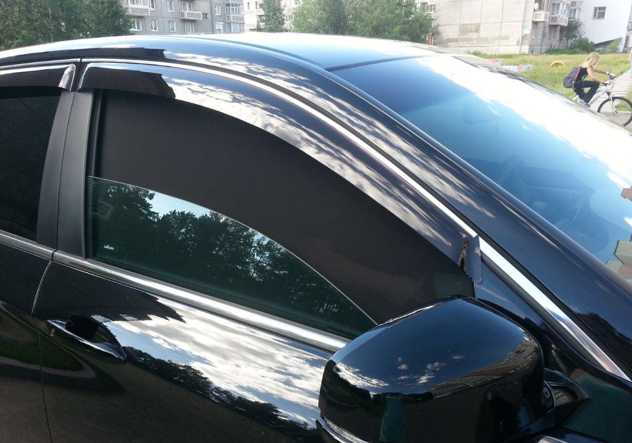 Съемная тонировка Chevrolet NIVA