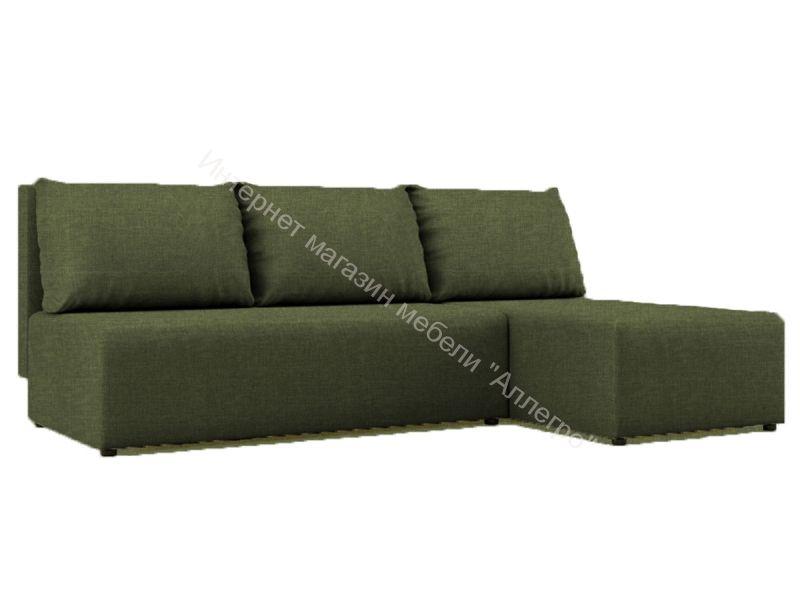 """Угловой диван """"Алиса"""" Savana Green кат.1"""
