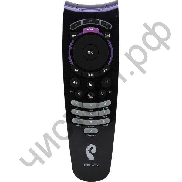 Пульт Ростелеком (Rostelecom) URC177500 SML-282 HD ic Base