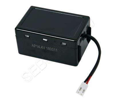 Аккумулятор  Li-ion 14,4 V для роботов-пылесосов TEFAL моделей RG7133, RG7145.  Артикул RS-RT900815