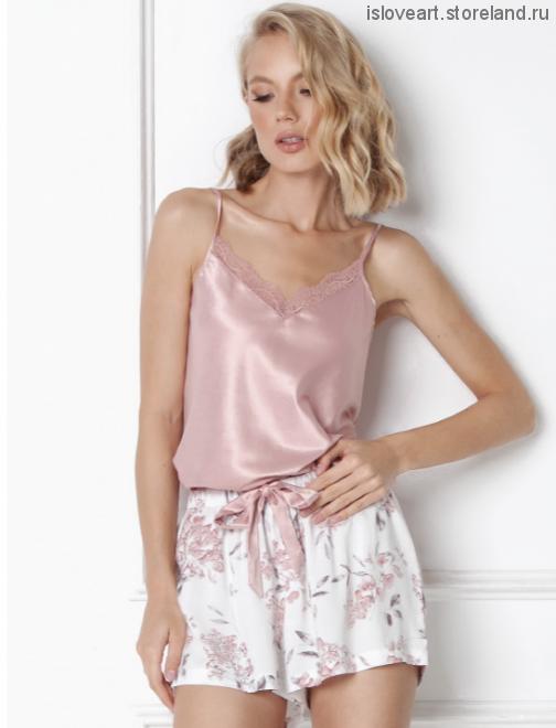 DEMI Пижама женская с шортами 38(M), 40(L), 42(XL)
