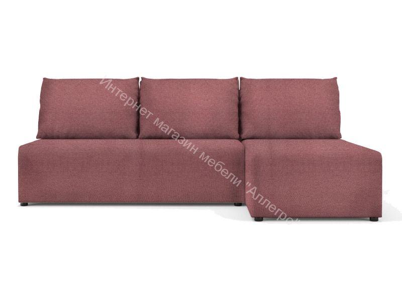 """Угловой диван """"Алиса"""" Savana Plus Dimrose кат.1"""
