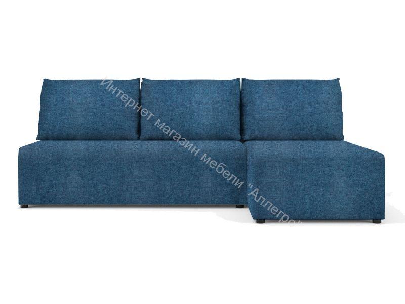 """Угловой диван """"Алиса"""" Savana Plus Denim кат.1"""