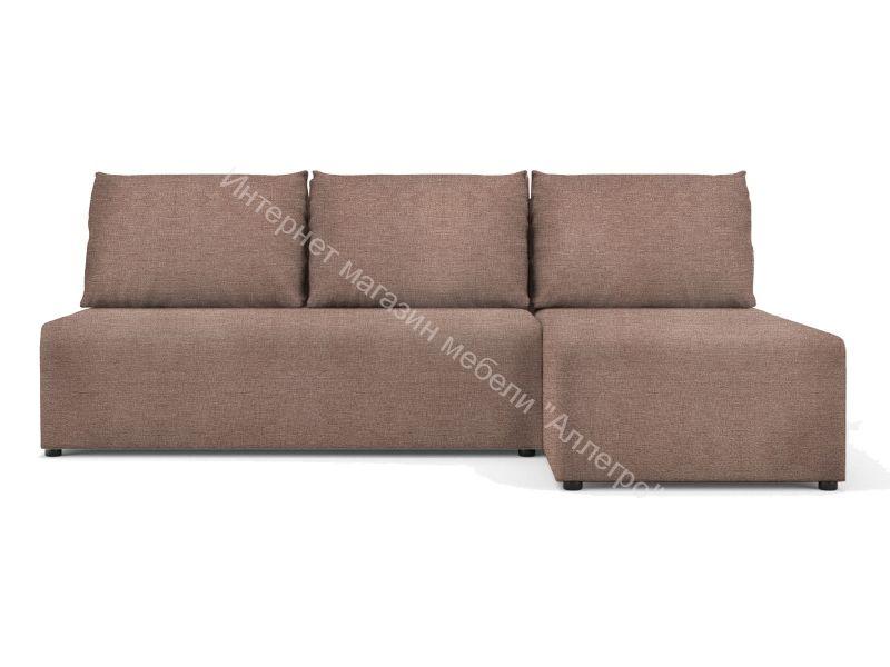 """Угловой диван """"Алиса"""" Savana Plus Beige кат.1"""