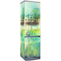 Наклейка на холодильник - Ой! СЁёё, весна | магазин Интерьерные наклейки