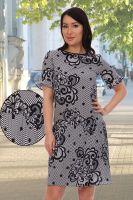 Платье 10333 [белый]