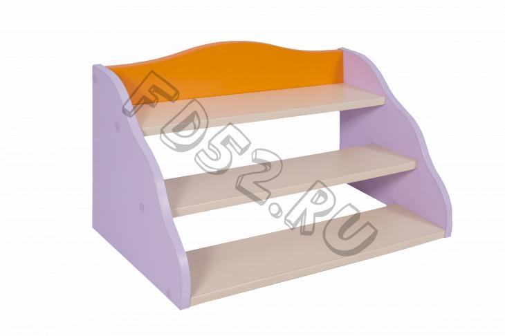 Декоративный элемент - полка для поделок, 560*320*320
