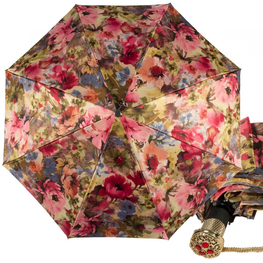 Зонт складной Pasotti Auto Pion Lux