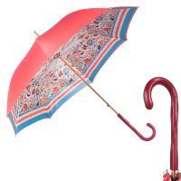 Зонт-трость Pasotti Coral Sudario Crema Original