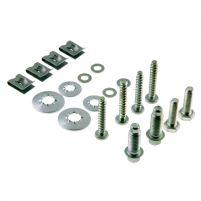 RK01157 * Ремкомплект крепления переднего бампера для а/м 2110-2112
