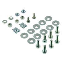 RK01166 * Ремкомплект крепления заднего бампера для а/м 1117-1119