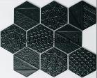 R-330. Мозаика Соты серия RUSTIK,  размер, мм: 256*295,5*5 (NS Mosaic)