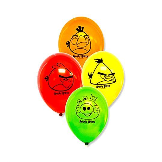 Angry Birds шар латексный с гелием