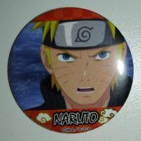 Значок (Средний 37 мм) Naruto