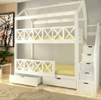 Кровать двухъярусная Домик Standard №28A