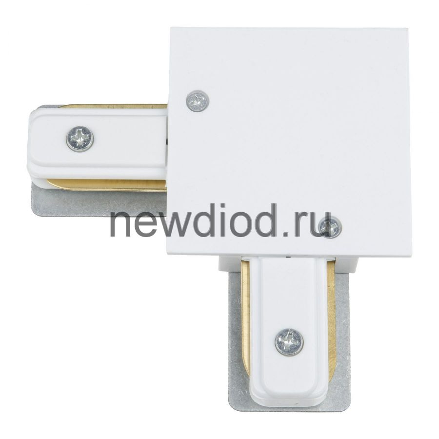 Ввод питания для шинопровода UBX-Q123 R21 WHITE 1 POLYBAG