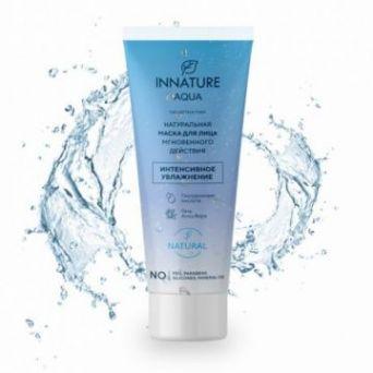 INNATURE - Aqua Маска для лица мгновенного действия, 75мл