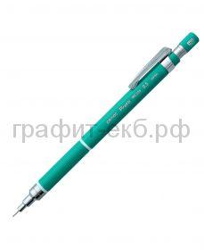 Карандаш мех.0.5мм Penac PROTTI PRC 105 зеленый MP010504-GC7