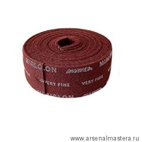 Шлифовальный материал на нетканой основе MIRLON 115мм x 10м Р360 MIRKA 805BY001373R