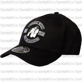 Gorilla Wear Бейсболка Darlington Black