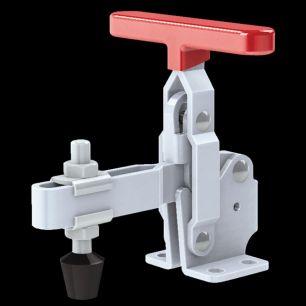 Зажим механический с вертикальной ручкой усилие 227 кг GOOD HAND GH-12131