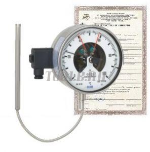 Поверка термометра электроконтактного