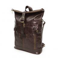 """Кожаная сумка-рюкзак  """"Кларис"""""""