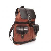 """Рыже-коричневый кожаный рюкзак  """"Лекса"""""""