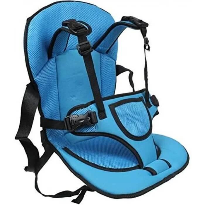 Детское автокресло Multi Function Car Cushion - это универсальное средство для обеспечения безопасности ребёнка во время движения автомобиля.