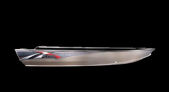 Лодка WINDBOAT 4.5 EvoFish (румпель)