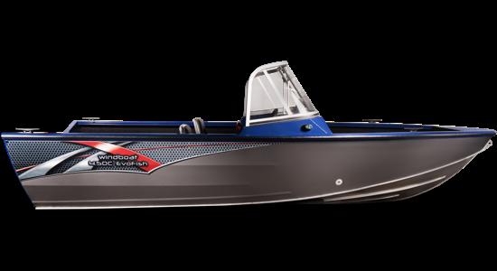 Лодка WINDBOAT 4.5DC EvoFish
