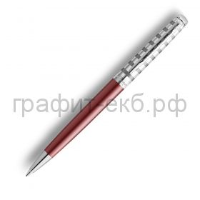 Ручка шариковая Waterman Hemisphere CT Deluxe Marine Red 2118292