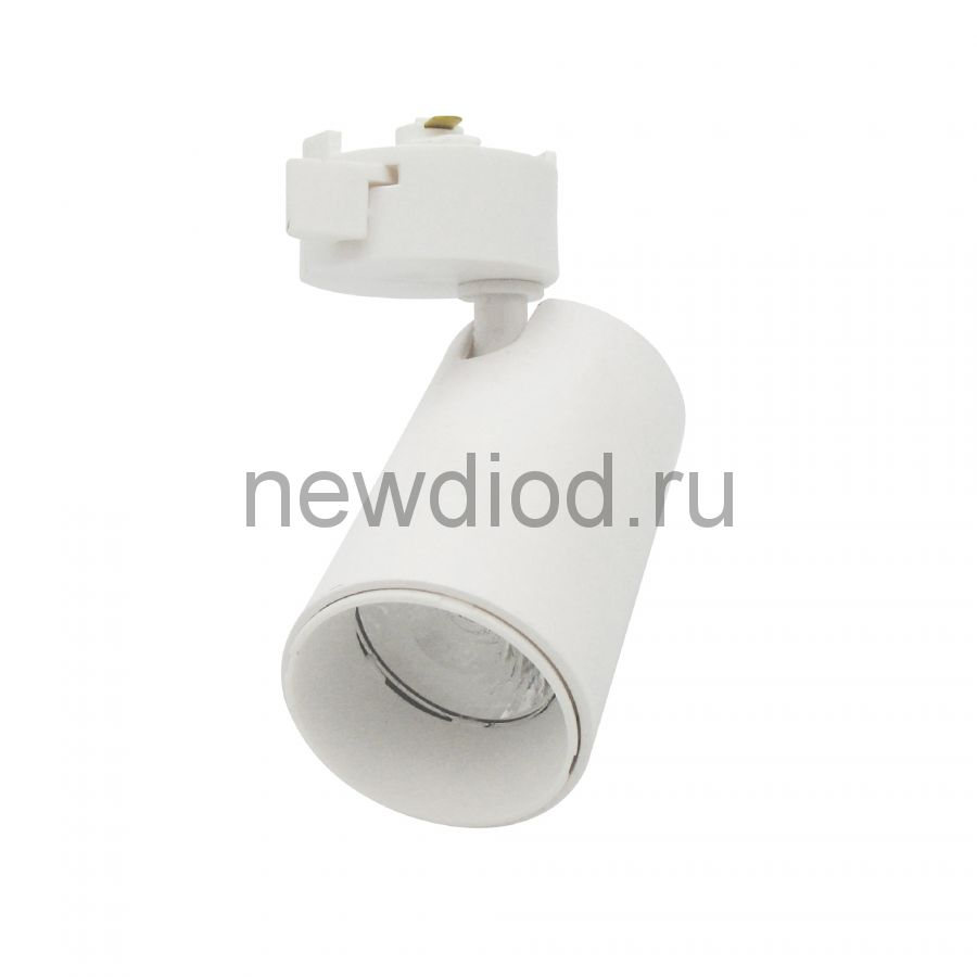 Светильник-прожектор трековый ULB-Q276 8W/4000К WHITE 800Лм 4000К корпус белый ТМ Volpe