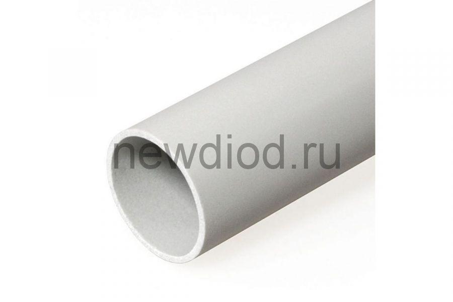 Труба жесткая ПВХ 3-х метровая легкая атмосферостойкая д20 (150м/уп) Промрукав