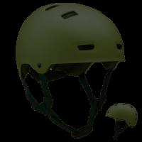 Шлем для экстремального катания TT GRAVITY 1000 хаки