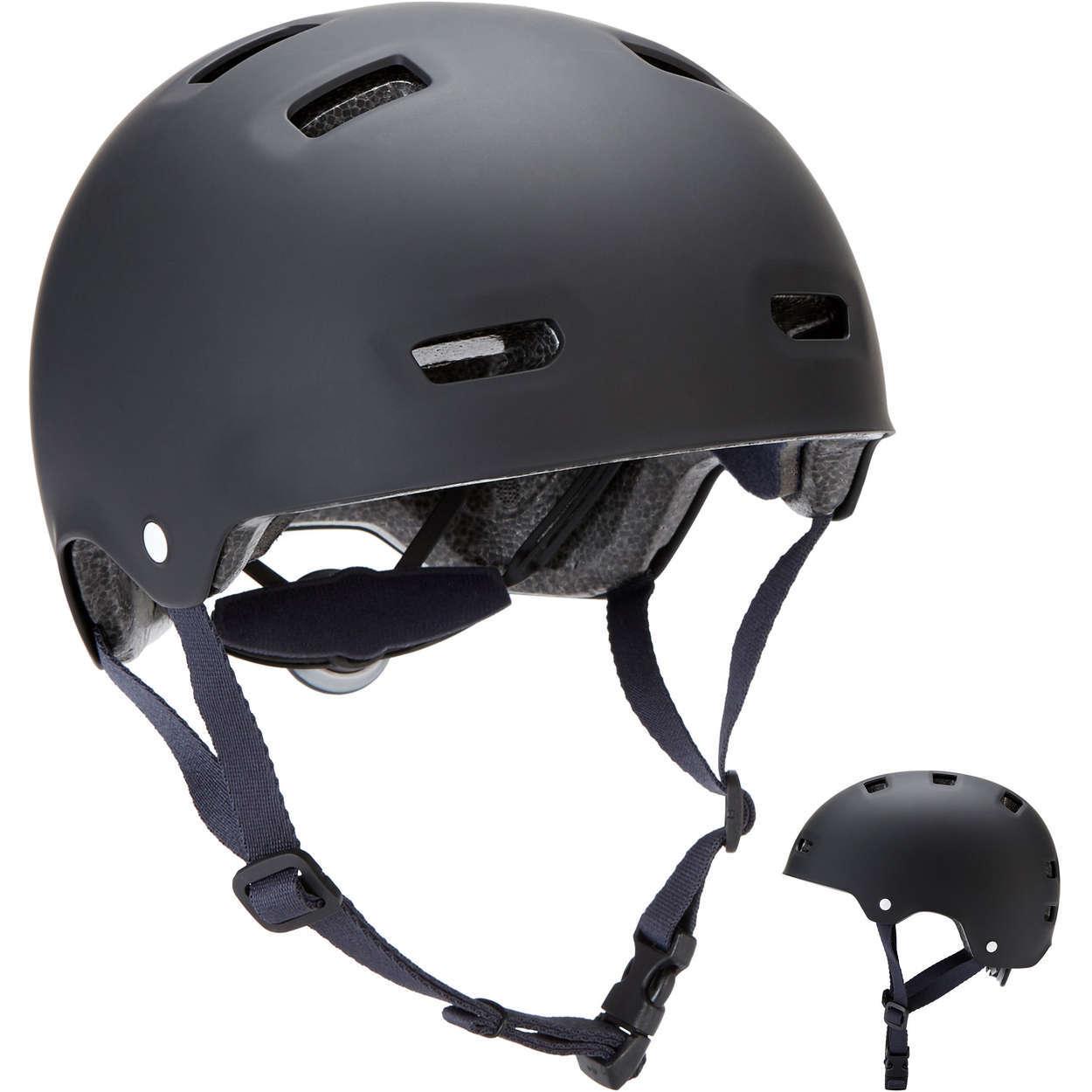 Шлем для экстремального катания TT GRAVITY 1000 черный