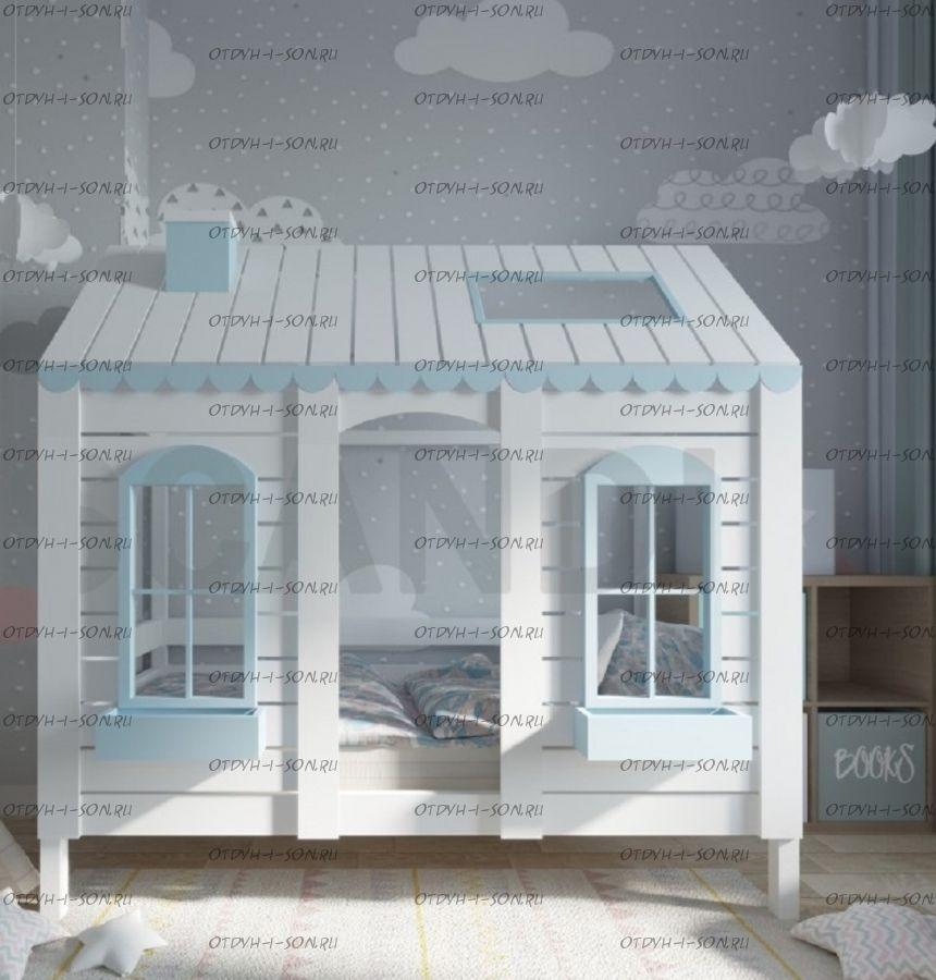 Кровать Домик Simple Lux №50